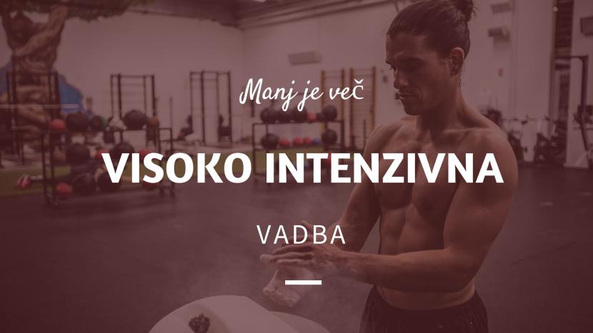 Trening ali vadba