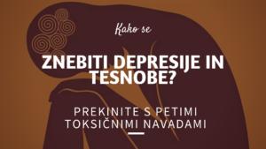 dopamin, anksioznost in depresija