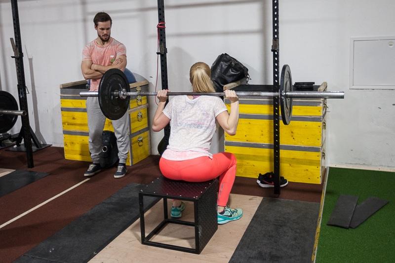 Kako volumen vpliva na pridobivanje mišične mase?