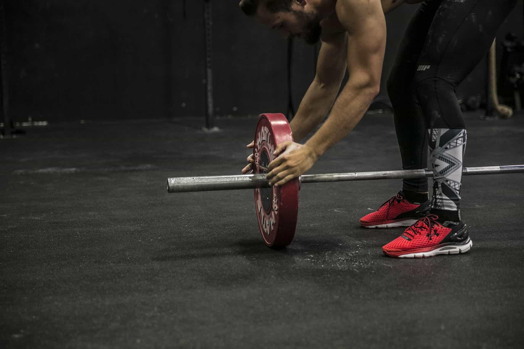 odmor pri treningu mišične mase