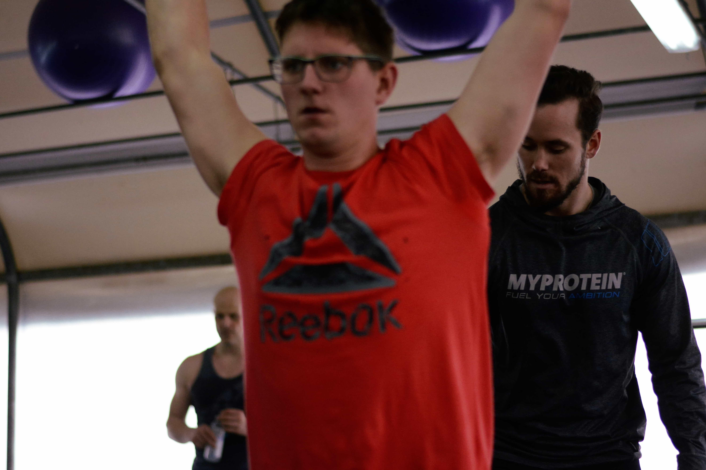 trening za pridobivanje mišične mase do odpovedi