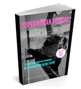 Superwoman trening