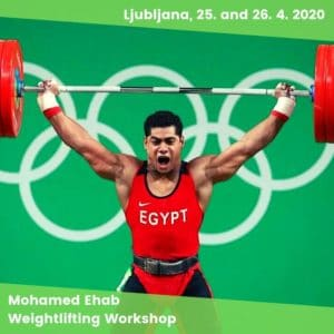 Mohaed Ehab Weightlfting Workshop