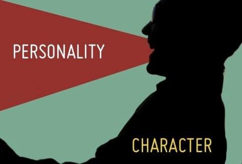karakter ali osebnost introvertiranost
