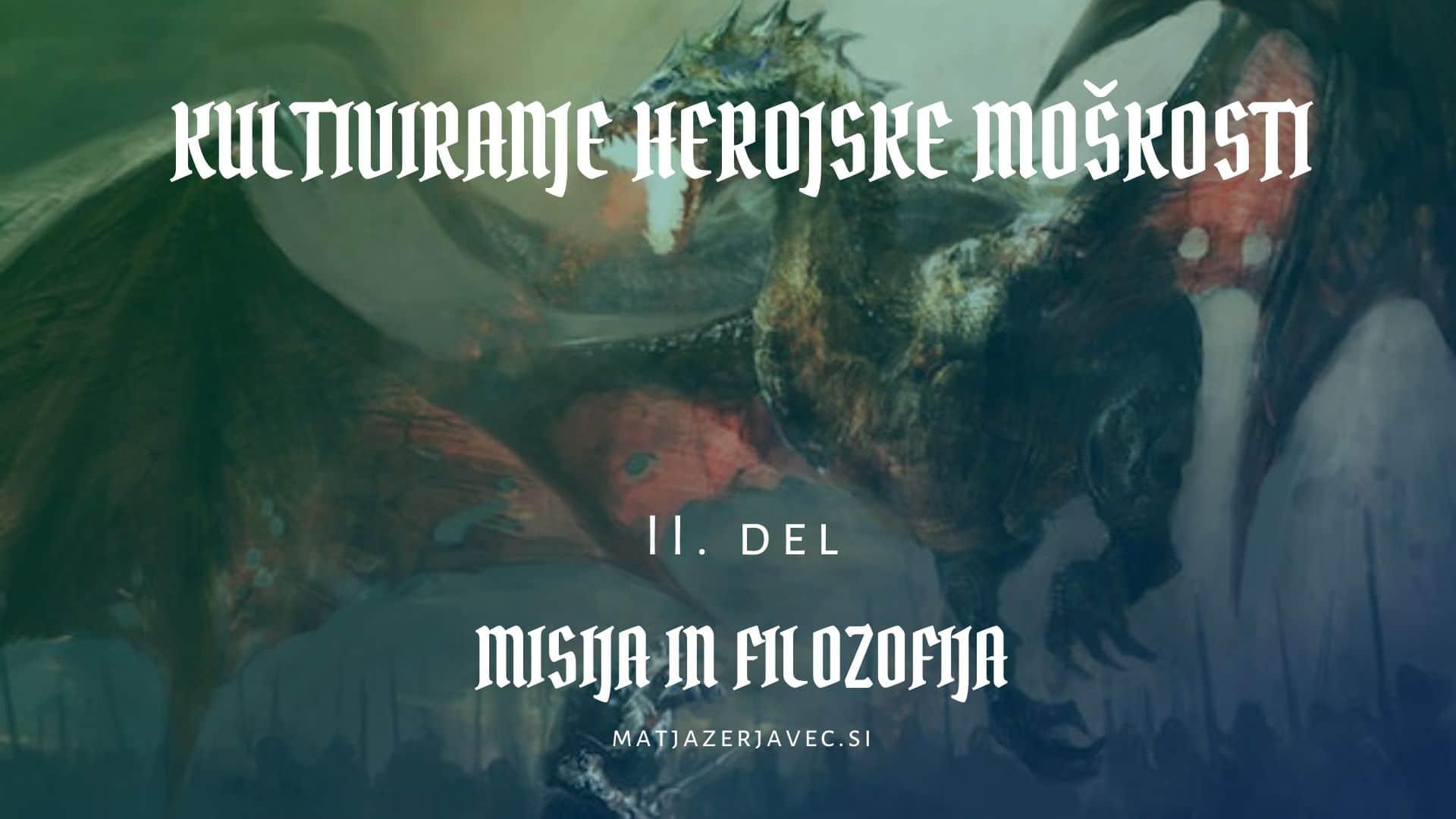 Read more about the article Misija in filozofija