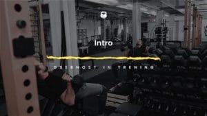 osebnost in trening